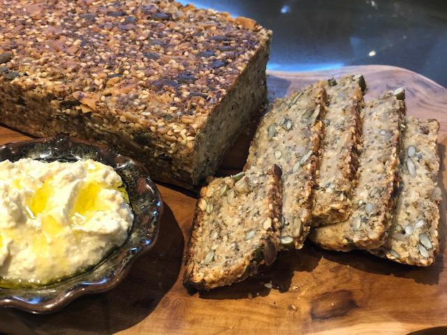 Multi-seed bread
